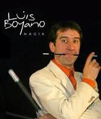 Luís Boyano 'Magia por Narices' o 'Mi Movida Mágica'.