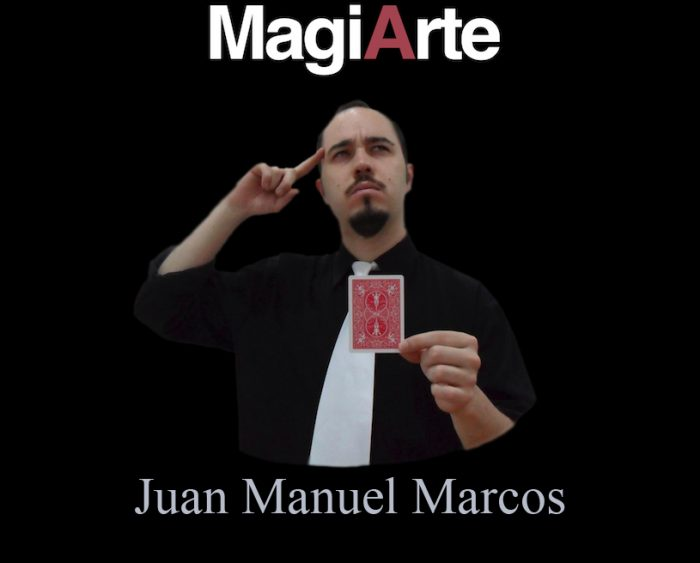 """Magia y humor"""" por Juan Manuel Marcos"""